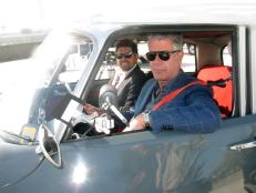 Anthony Bourdain and Ludo Lefebvre