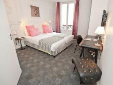 Get Oyster.com's recommendations for budget hotels in Paris.