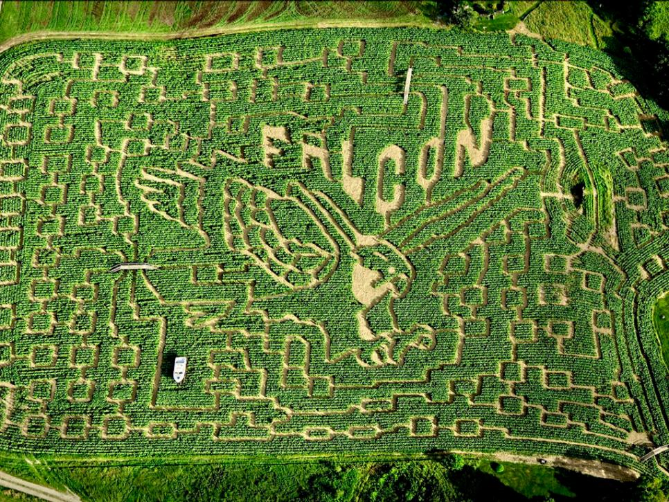top 10 corn mazes travel channel travel channel