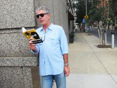 Bourdain in Philly