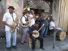 Places to hear New Orleans' best sounds.