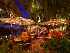 Here are a few of our favorite beach bars in South Florida.