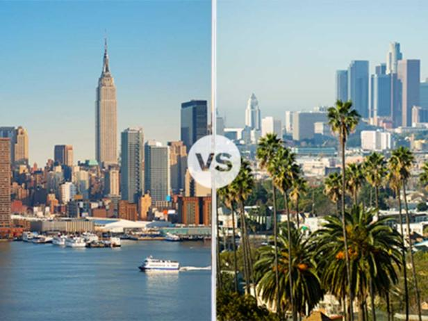 Dating in los angeles vs new york