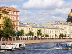 See the 7 must-do's in St. Petersburg.