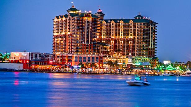 Best Beachfront Hotels In Destin Florida Travel Channel Destin