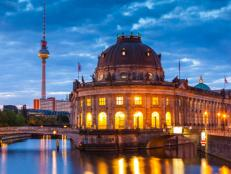 Tour Deutschland's most dynamic cities.