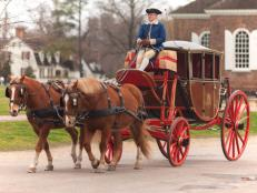 Experience American history like never before when you visit historic Williamsburg, Virginia.