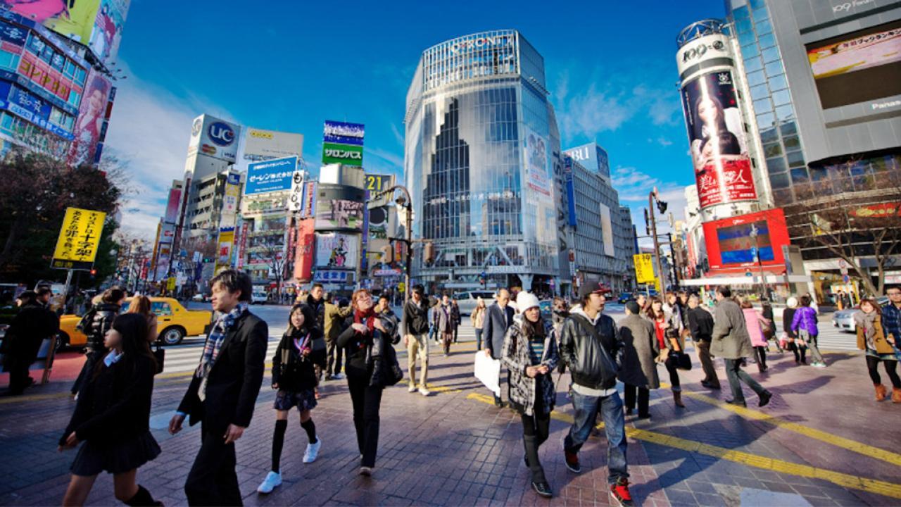 Tokyo s most popular neighborhoods tokyo travel for Visit tokyo