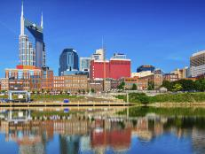 Explore HGTV's Smart Home 2014 location: Nashville, TN!