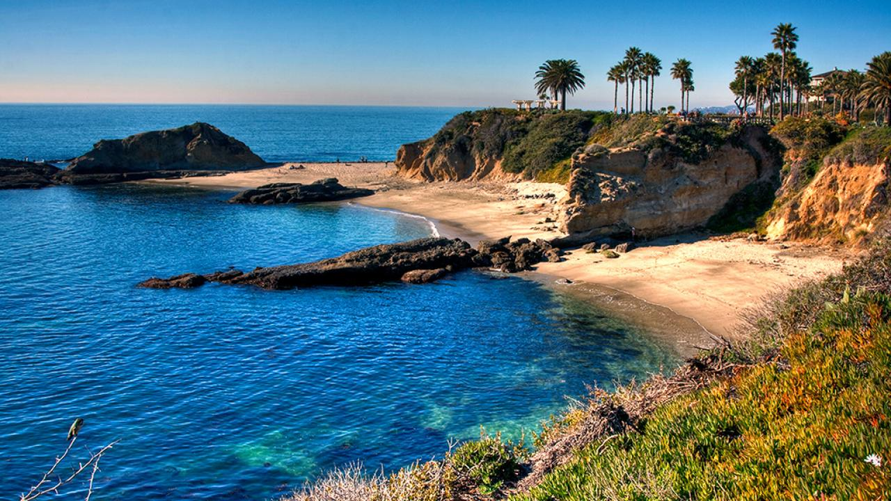 top 10 southern california beaches beaches travel