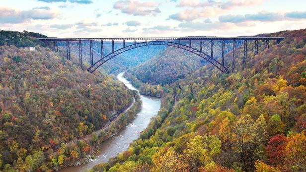 West Virginia, New River Gorge Bridge