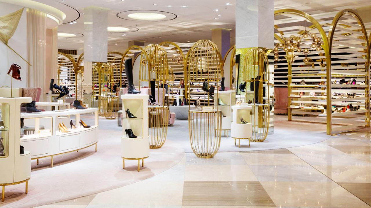 Shoe Repair Dubai Mall