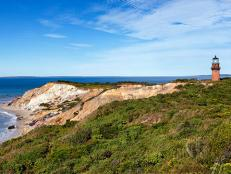 Respite from crowds in Martha's Vineyard can be found up-island.
