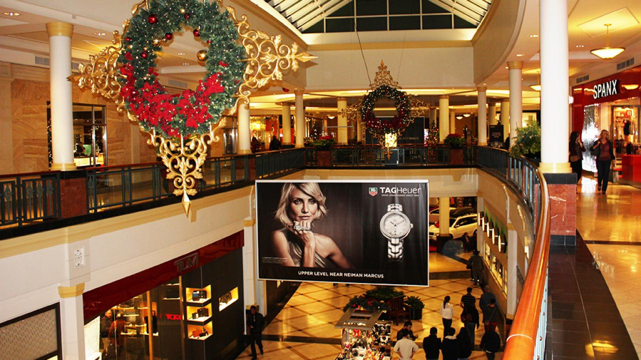 king of prussia mall - Mall Of America Christmas Decorations
