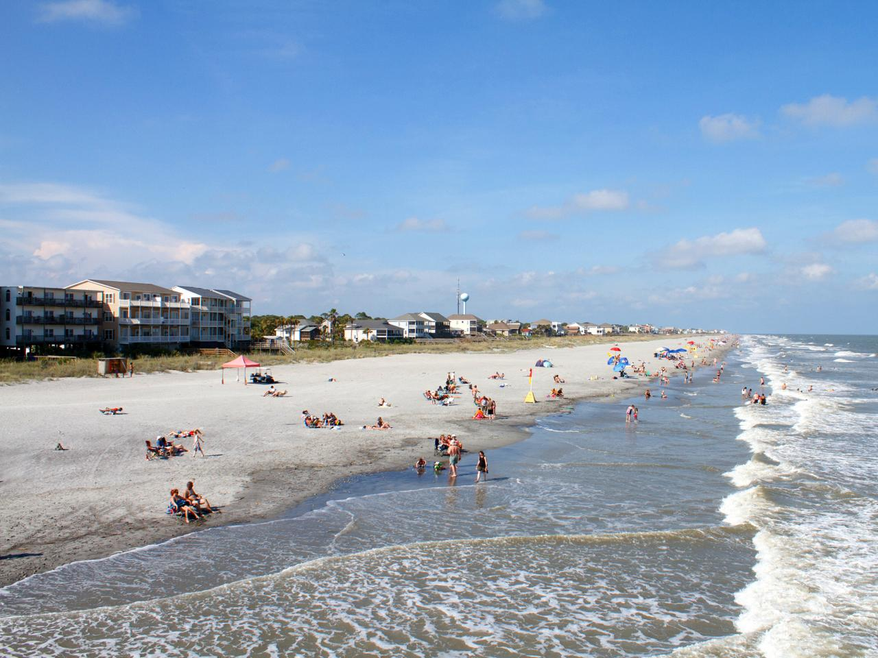Best Beaches in South Carolina | Travel Channel on