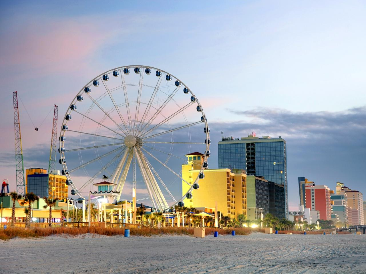Myrtle Beach Sc Free Attractions