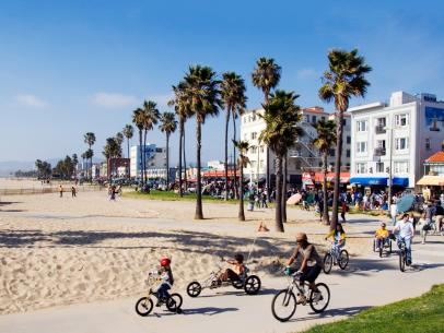 Top 10 California Beach Getaways Photos Travel Channel