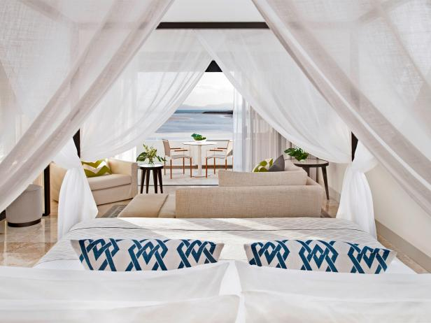 hayman island, room, view, australia, one&only