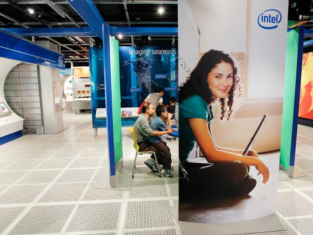 intel, museum, santa clara, california