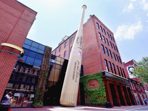 louisville slugger, museum, factory, kentucky
