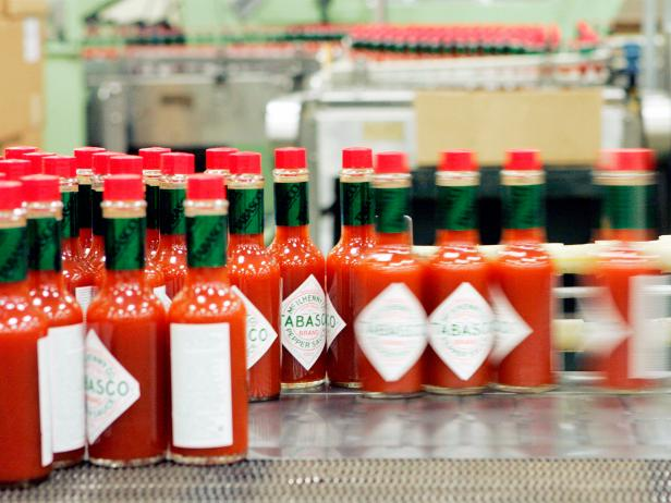 tabasco factory, avery island, louisiana