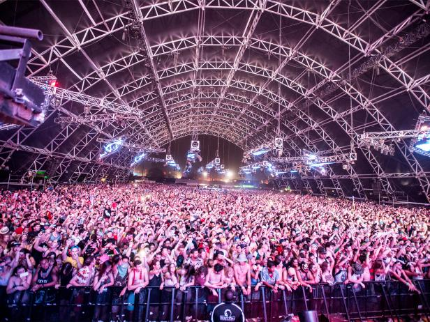 coachella, music festival, crowd, indio, california