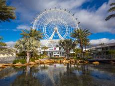<p>Orlando, FL, unveils a host of new sights and activities this year, including the much buzzed-about 400-foot Orlando Eye.</p>