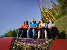Apollo's Chariot, Busch Gardens, Williamsburg, Virginia