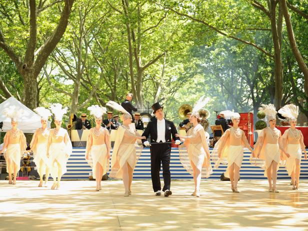 Jazz Age Lawn Party, Governors Island, New York
