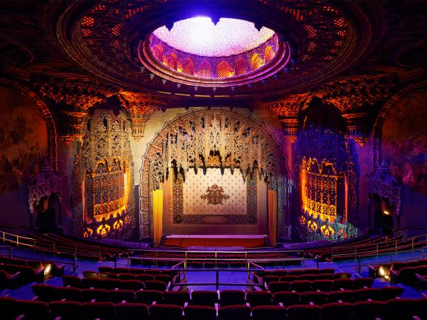Ace Hotel, downtown Los Angeles, Theatre, California
