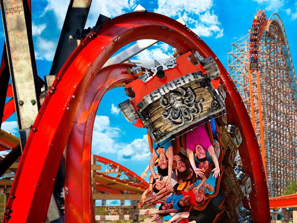 World S Coolest Roller Coasters Travelchannel Com