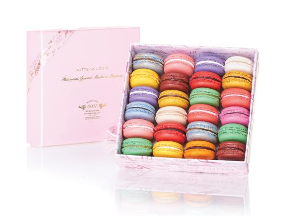 Bottega Louie, restaurant, macarons, Los Angeles, California