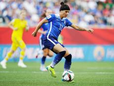 US womens soccer, Alex Krieger