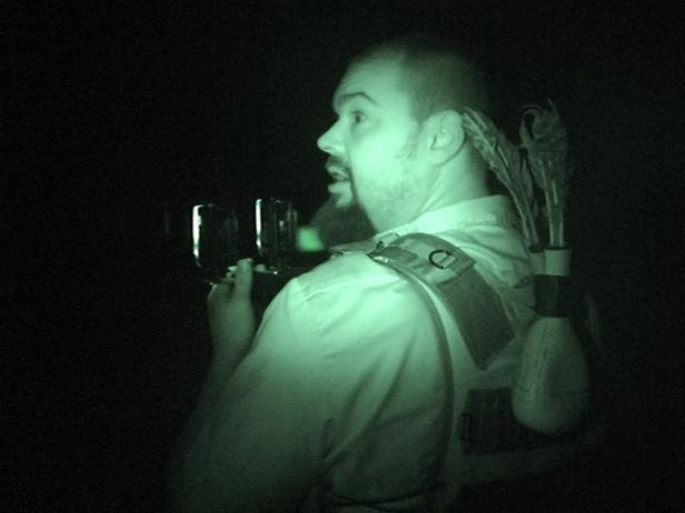 Aaron Goodwin Night Vision at La Purisma Mission