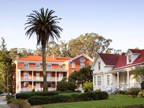 Inn at the Presidio