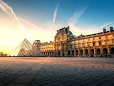museum, arts and culture, paris, france, the louvre