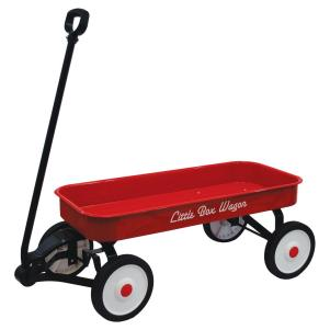 Grand Forward Little Box Metal Wagon