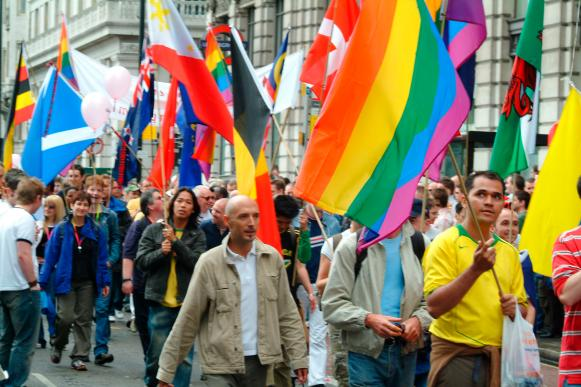 Gay Pride Events in London