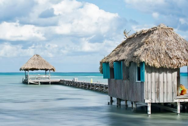 Northern Islands: Ambergris Caye