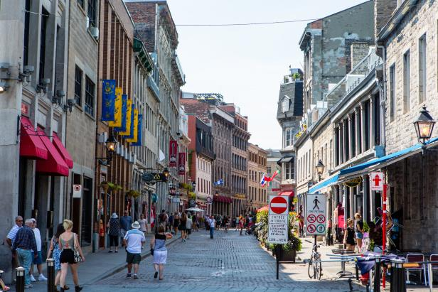 Historic Old Montreal