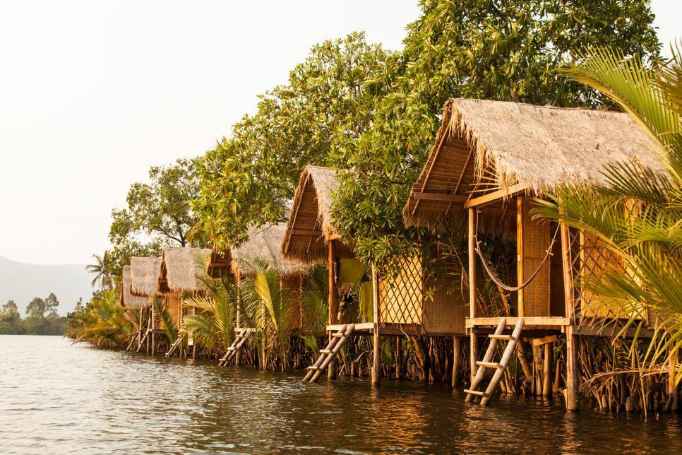 Asian vacation spots