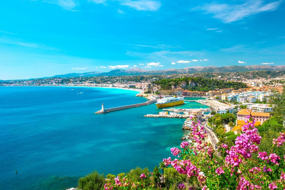 Hotel In St Tropez Frankreich
