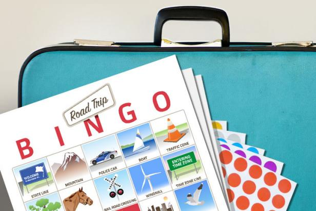 Download and Print Free Road Trip Bingo Cards | Travel Channel