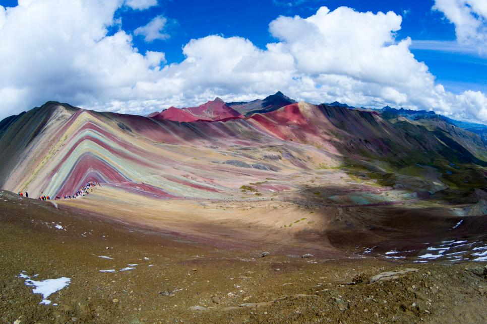 How To Hike To Peru S Rainbow Mountain Peru Vacation