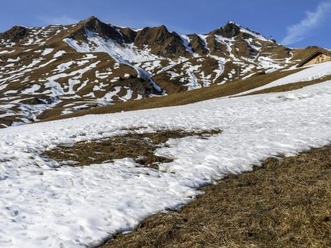 6 Cold Places That Are Literally Melting