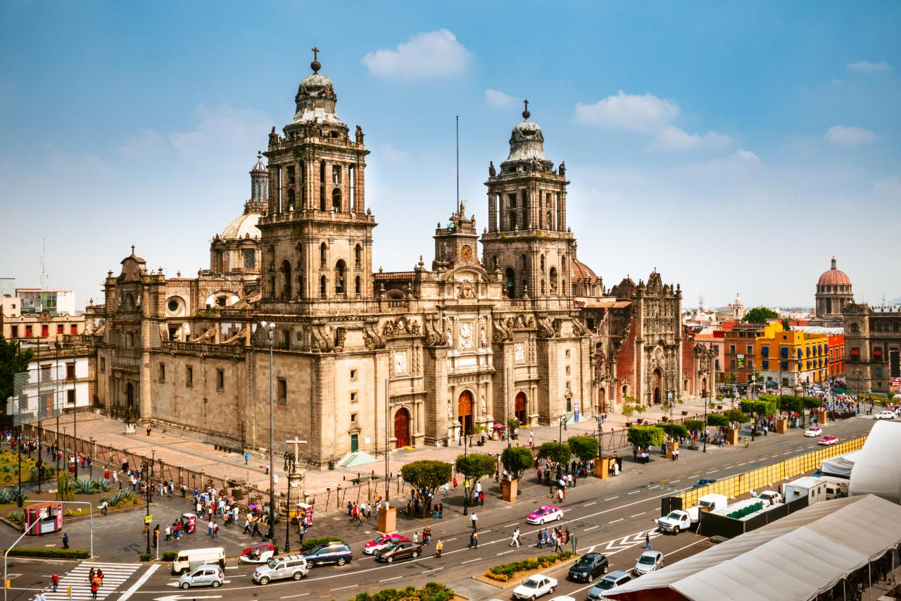 The Best Way To Explore Mexico City