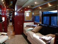See a Country Star's Tour Bus