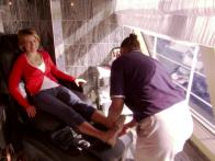 Pampering on a Carnival Cruise