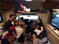 A Band's New RV Home