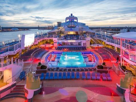 Travel's Best Cruises 2015